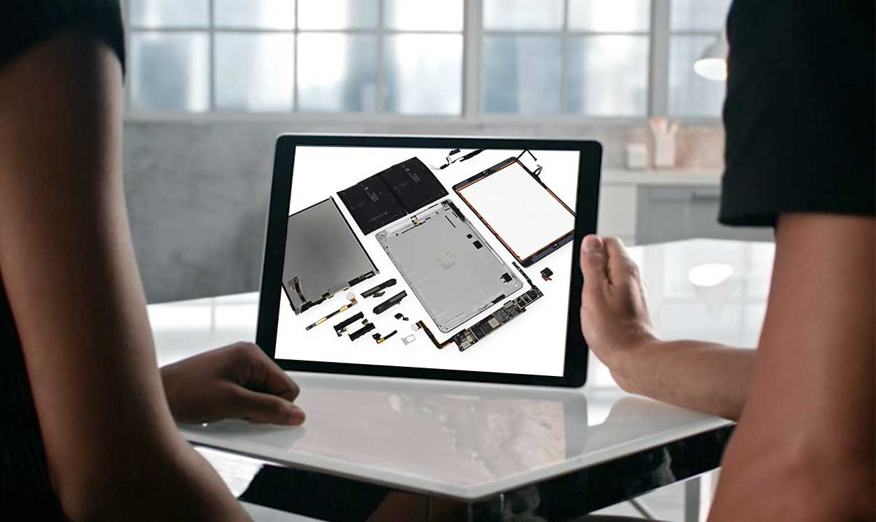 Understand more about phone and tablet components